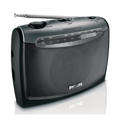 Radio portable Philips AE2170G/12
