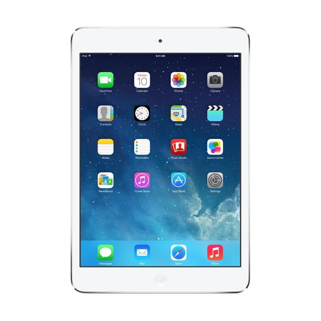 iPad mini 32GB WLAN + LTE - Silber - Ohne Vertrag