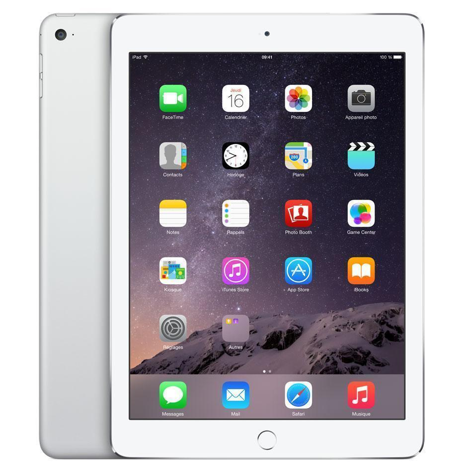 iPad Air 2 128 Gb 4G - Plata - Libre