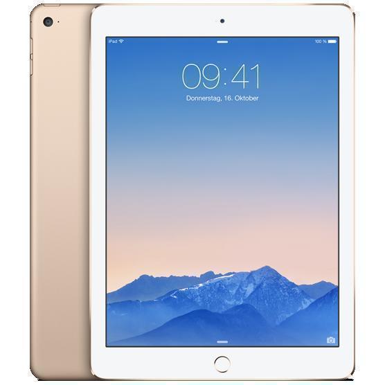 iPad Air 2 16 Go - 4G - Or - Débloqué