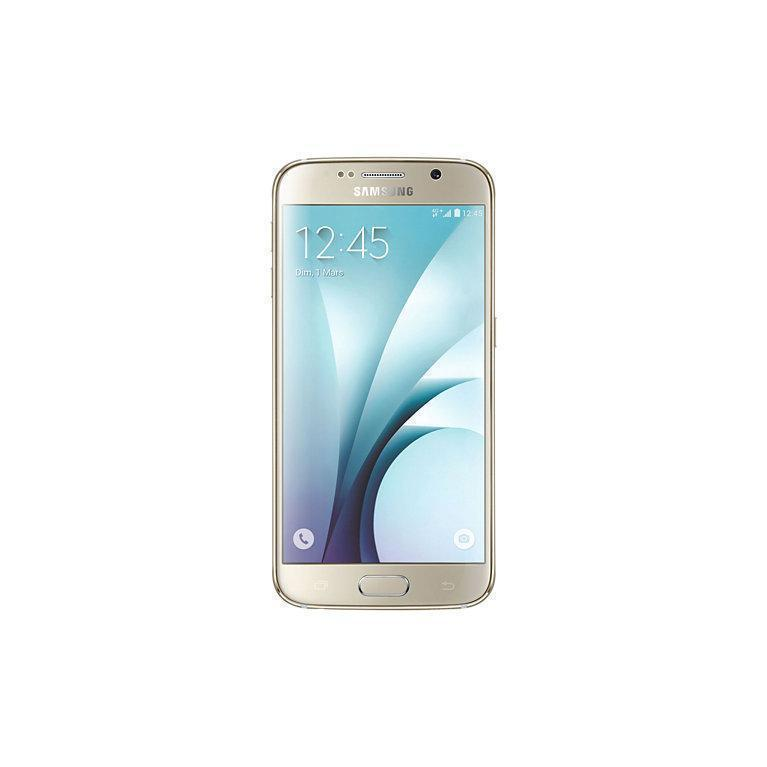 Samsung Galaxy S6 G920F 32 Go - 4G - Or - Bloqué Orange