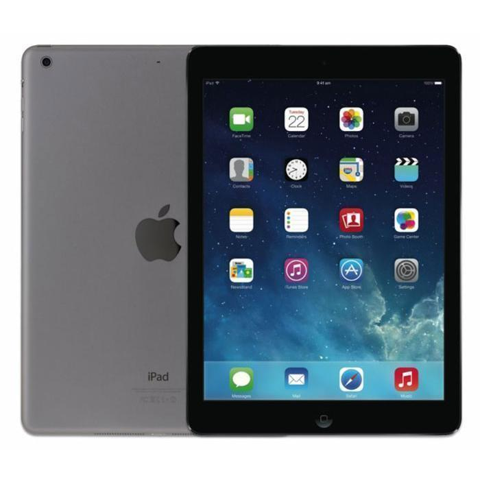 iPad Air 64 Go - 4G - Gris sidéral - Débloqué