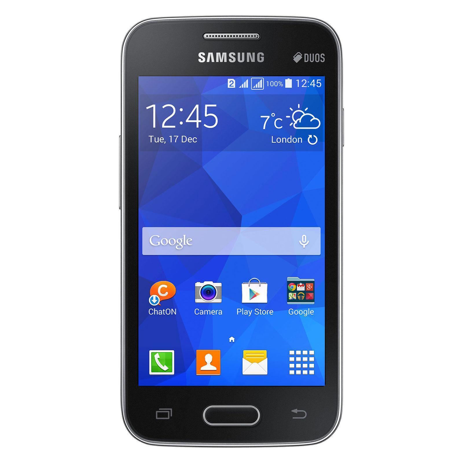 Samsung Galaxy Trend 2 Lite 4 Go - Noir - Débloqué