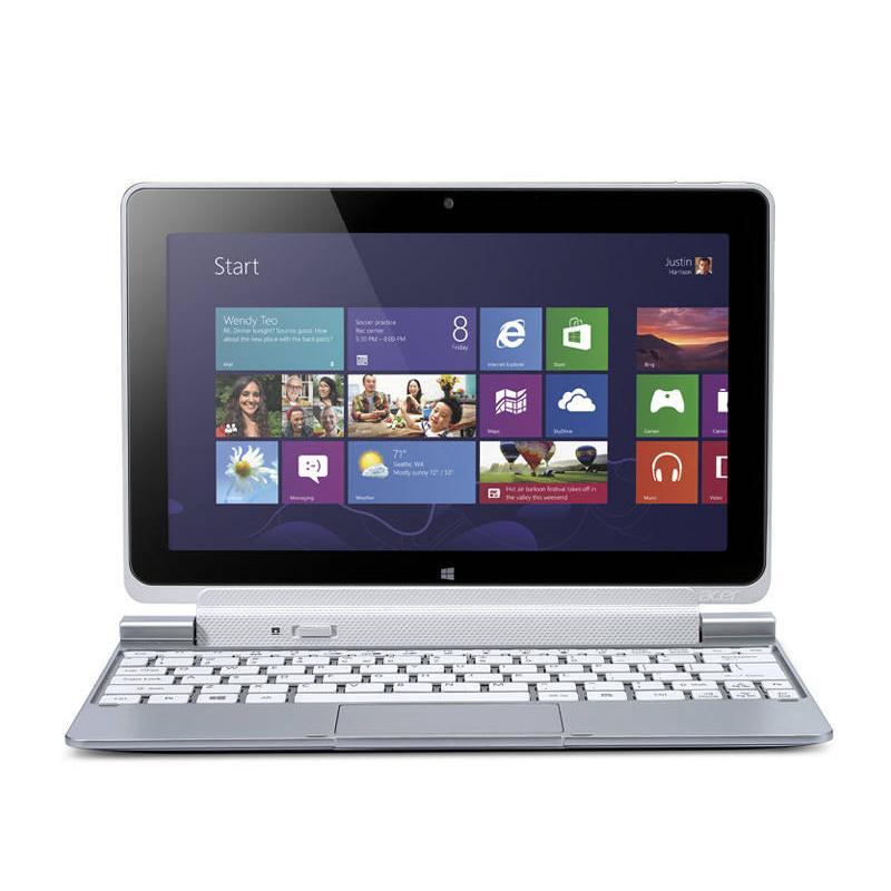 Acer Iconia W510 - Z2760 1,8 GHz - SSD 64 Go - RAM 2 Go - AZERTY