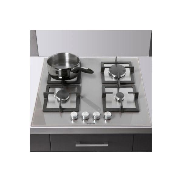 Table de cuisson - Gaz 4 foyers - SIEMENS EP618PB21E