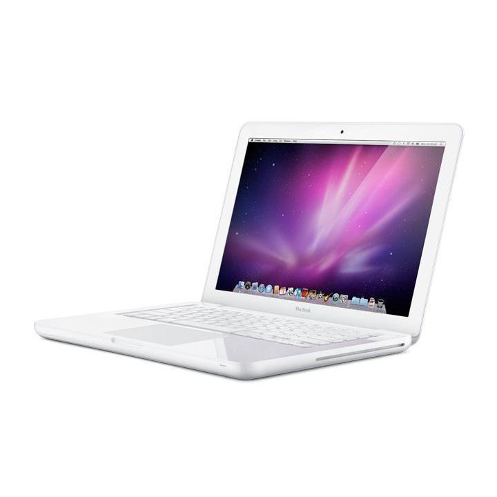 """MacBook 13"""" Core 2 Duo 2.26 GHz  - HDD 250 Go - RAM 2 Go - QWERTY"""
