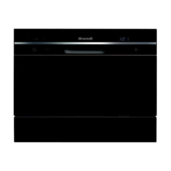 Lave-vaisselle 45cm BRANDT DFC6519B - 6 couverts