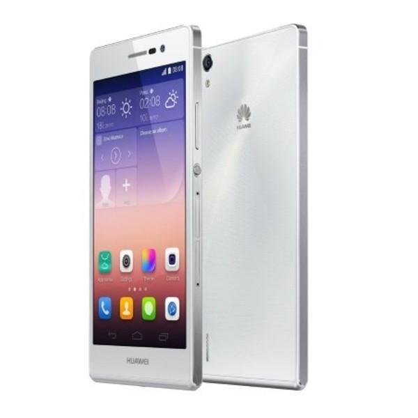 Huawei Ascend P7 16 Go - Blanc - Débloqué