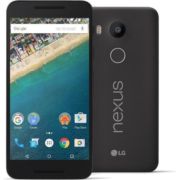 LG Nexus 5X 16 Go - Noir - Débloqué