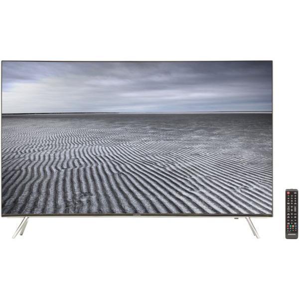 Smart TV LED 4K Ultra HD 108 cm SAMSUNG UE43KS7500 - incurvée