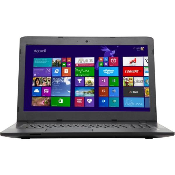 Essentiel B Smart'MOUV 1510-1 - Pentium 3805U 1,9 GHz - HDD + SSD 508 Go - RAM 4 Go - AZERTY
