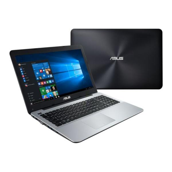 Asus R556LJ-XO827T - Core i3 1,7 GHz - HDD + SSD 1152 Go - RAM 4 Go Go - AZERTY