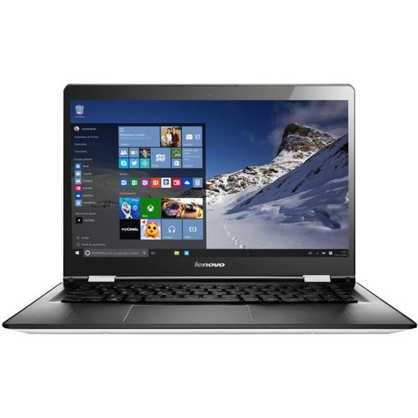 "Lenovo Yoga 500-14-OFR 14"" Core i3 2 GHz  - HDD 1.024 To - RAM 4 Go"