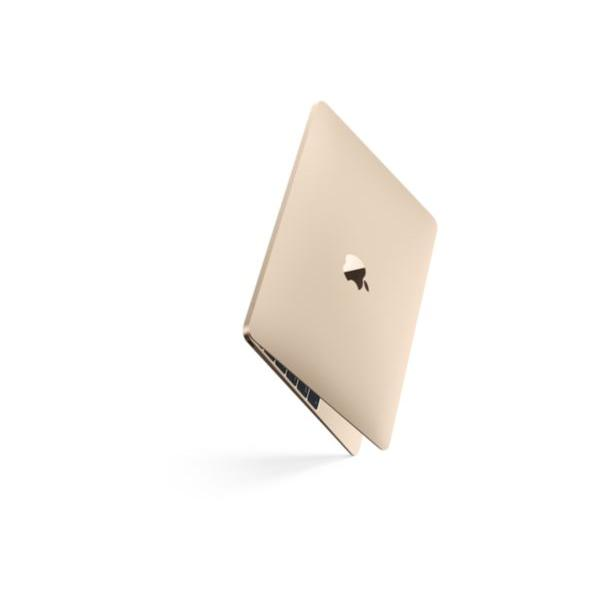 "MacBook 12"" Core M 1,2 GHz - SSD 512 Go - RAM 8 Go - Or"