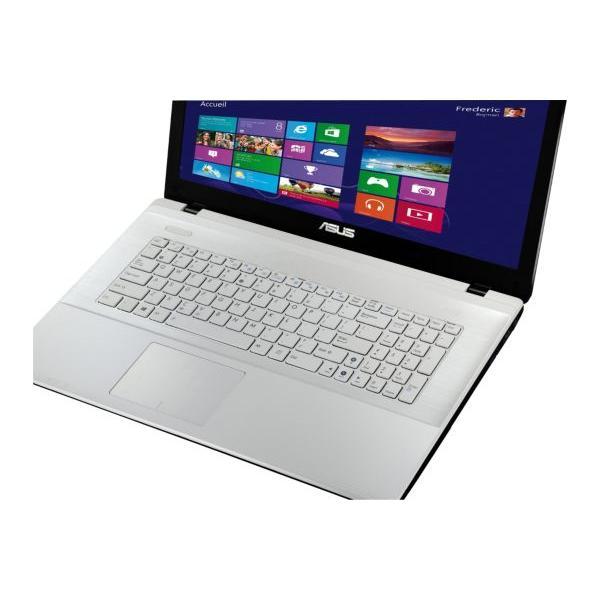 Asus X75VC-TY132H - Core i5 2,6 GHz - HDD 750 Go - RAM 8 Go - AZERTY