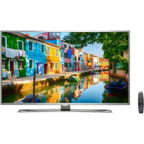 Smart TV LED 4K Ultra HD 123 cm LG 49UH668V