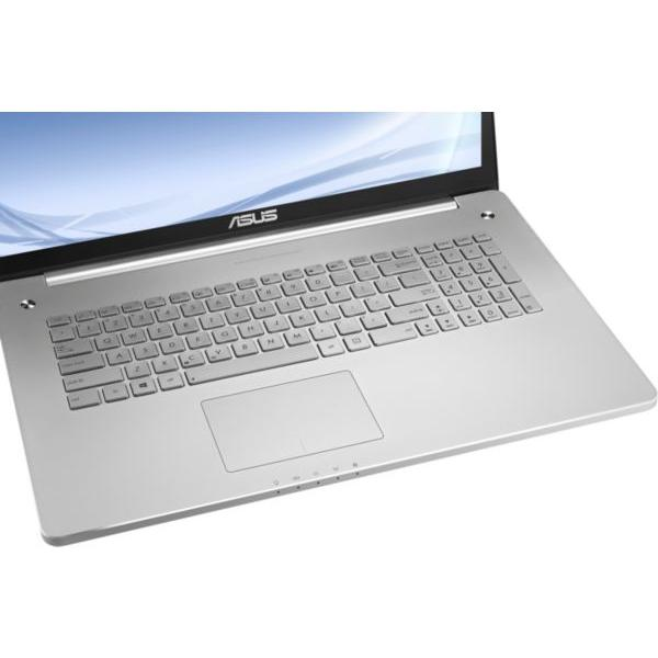 Asus N750JV-T4103H - Core i7-4700HQ 2,4 GHz - HDD 750 Go - RAM 8 Go - AZERTY