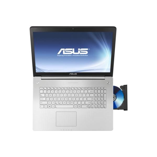 Asus N750JV-T4103H - Core i7-4700HQ 2,4 GHz - HDD 750 Go - RAM 8 Go - AZERTY