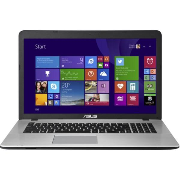 "Asus F751LK-TY083H 17,3"" Core i5 1,7 GHz  - HDD 1 To - RAM 6 Go"