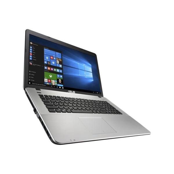 Asus R753UB-TY132T - Core i5-6200U 2,3 GHz - HDD + SSD 1152 Go - RAM 8 Go - AZERTY