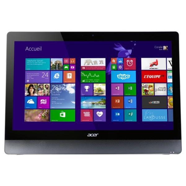 Acer Ordinateur tout en un -  Non précisé GHz - HDD Disque dur 1 To et SSD 8  Go - RAM  Go