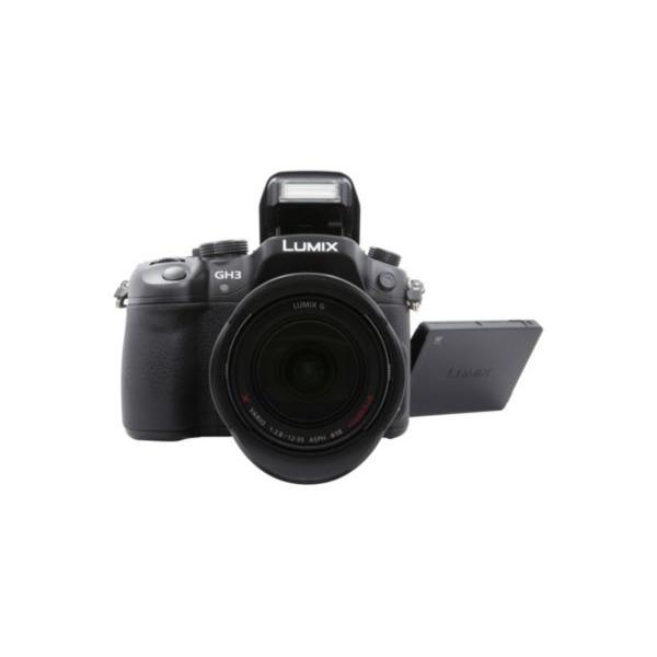 Hybride -Panasonic Lumix DMC-GH3 + Ojectif 12-35mm