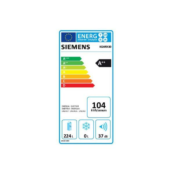 Réfrigérateur SIEMENS KI24RX30