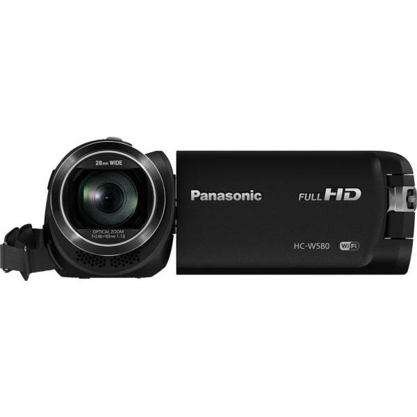 Camescope PANASONIC HC-W580 Noir Pack SD 16Go
