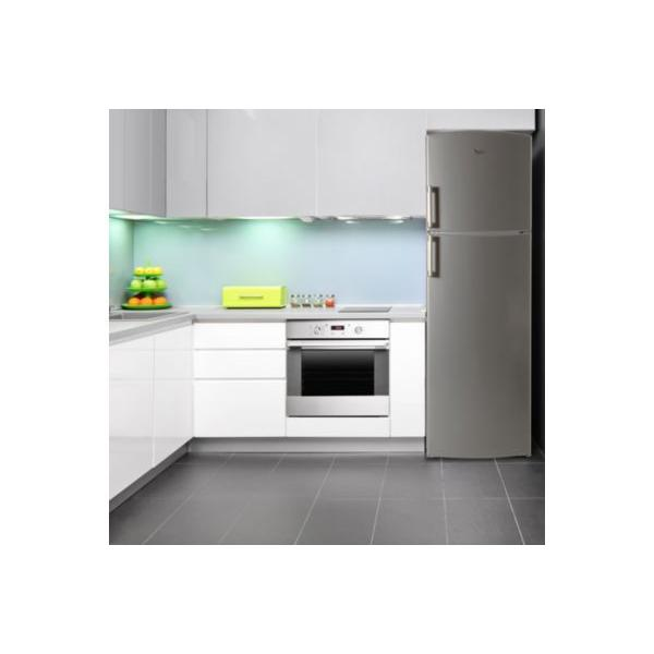 Réfrigérateur congélateur en haut WHIRLPOOL WTE3322A+NFTS