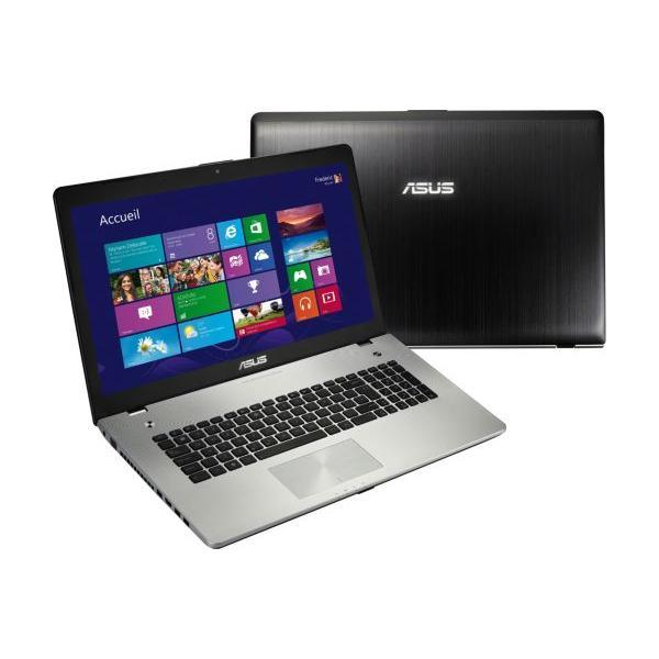 """Asus N76VB-TZ130H 17,3"""" Core i7 2,4 GHz  - HDD 1 To - RAM 8 Go"""
