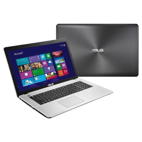 Asus R751JB-TY017H - Core i7 2,4 GHz - HDD 750 Go - RAM 6 Go - AZERTY