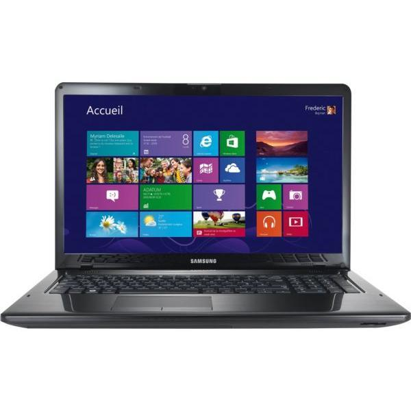 Samsung NP350E7C-S0EFR - Core i5-3230M 2,6 GHz - HDD 1024 Go - RAM 4 Go - AZERTY