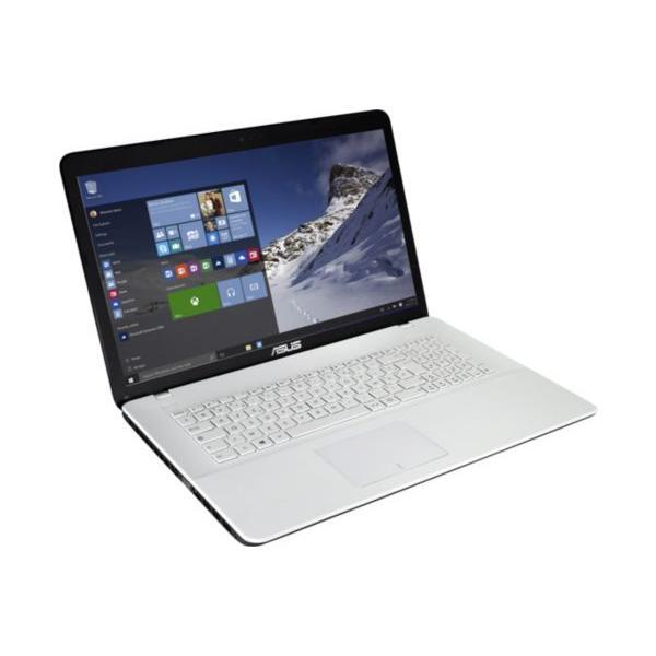 """Asus K751LJ-TY414T 17,3"""" Core i5-5200U 2,2 GHz  - HDD 500 Go - RAM 8 Go"""