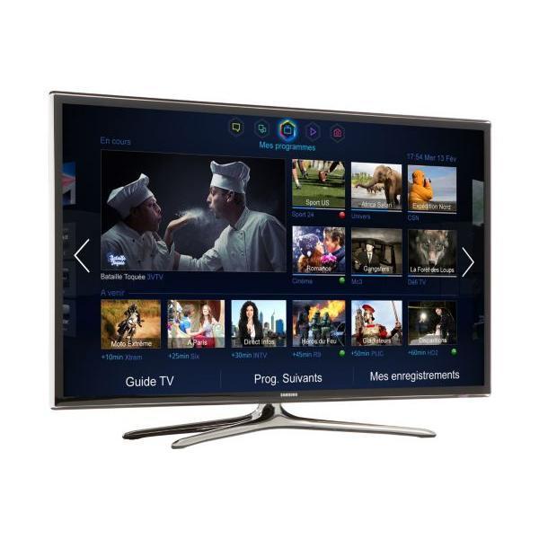 Smart TV LED 3D Full HD 102 cm SAMSUNG UE40F6320B