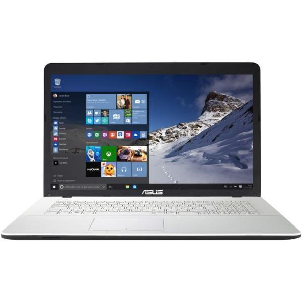 "Asus W10 F751LJ-TY296T 17,3"" Core i5-5200U 2,2 GHz  - HDD 1.024 To - RAM 6 Go"