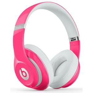 Casque Réducteur de Bruit avec Micro Beats By Dr. Dre Beats Studio 2 - Rose/Blanc