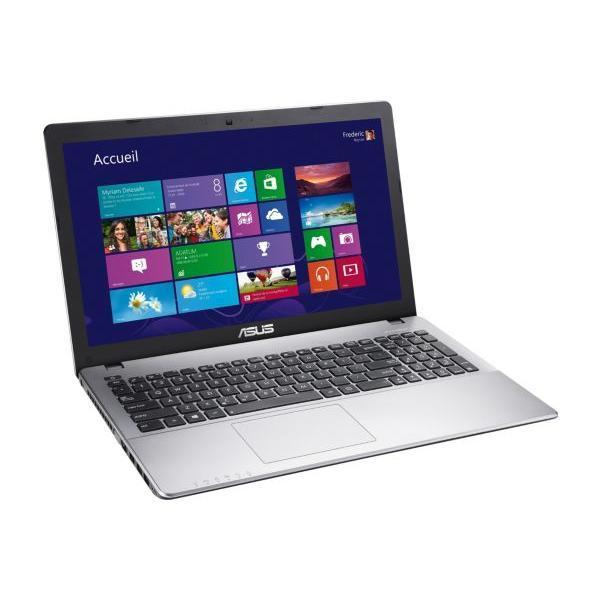 Asus R510CC-XX564H - Core i7-3537U 2 GHz - HDD 750 Go - RAM 6 Go - AZERTY