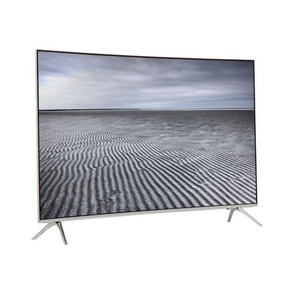Smart TV LED 4K Ultra HD 123 cm SAMSUNG UE49KS7500 - incurvée