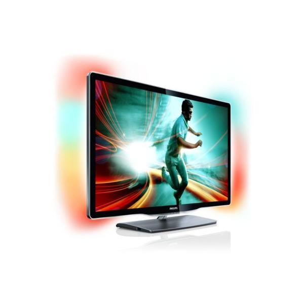 Smart TV LED 3D Full HD 102 cm PHILIPS 40PFL8606H