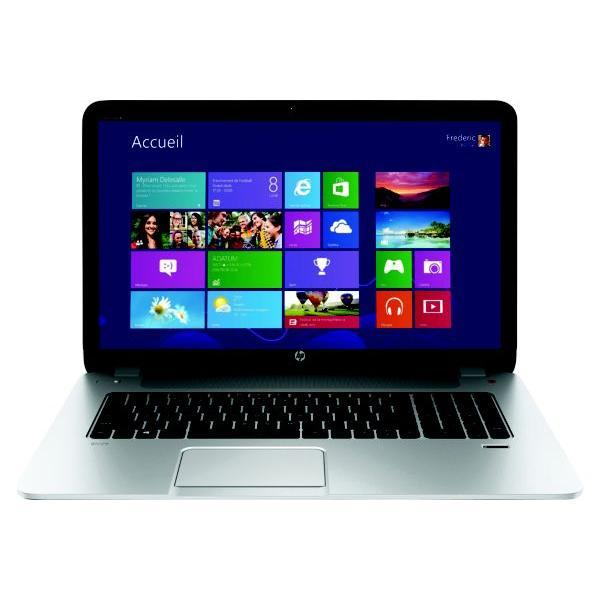Hp Envy 17-j091ef - core i7-4700MQ 2,4 GHz - HDD 1024 Go - RAM 8 Go - AZERTY