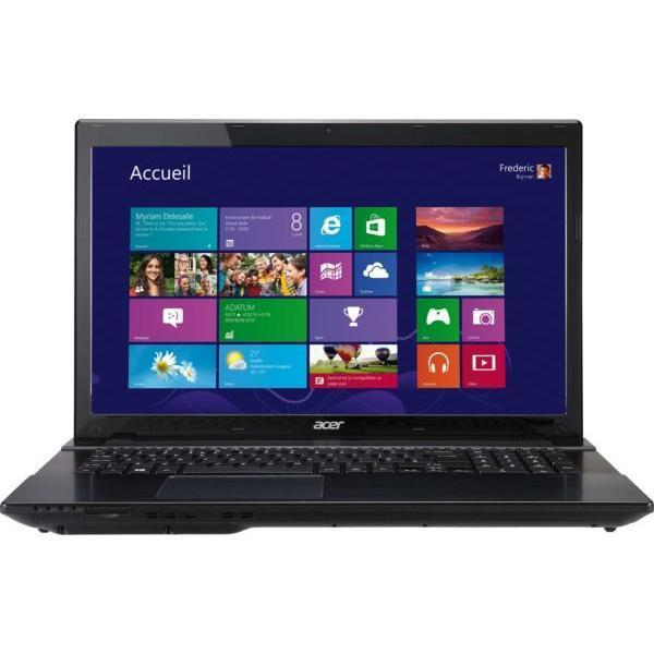 Acer Aspire - Core i7-4702MQ 2,2 GHz - HDD 1024 Go - RAM 8 Go - AZERTY