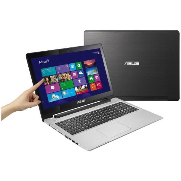 "Asus VivoBook 15,6"" Core i7-3537U 1,4 GHz  - HDD 1.024 To - RAM 4 Go"