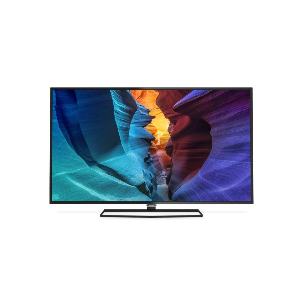 Smart TV LED 4K Ultra HD 139 cm Philips 55PUT6400/12