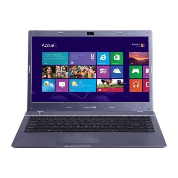 "ESSENTIEL B Smart'ultra 14"" Core i5-3317U 1,7 GHz  - SSD 64 Go + HDD 512 Go - RAM 4 Go"