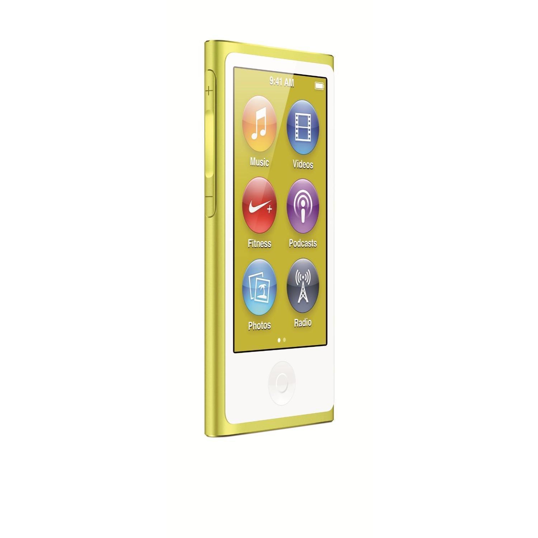 iPod Nano 7 - 16 Go - Jaune
