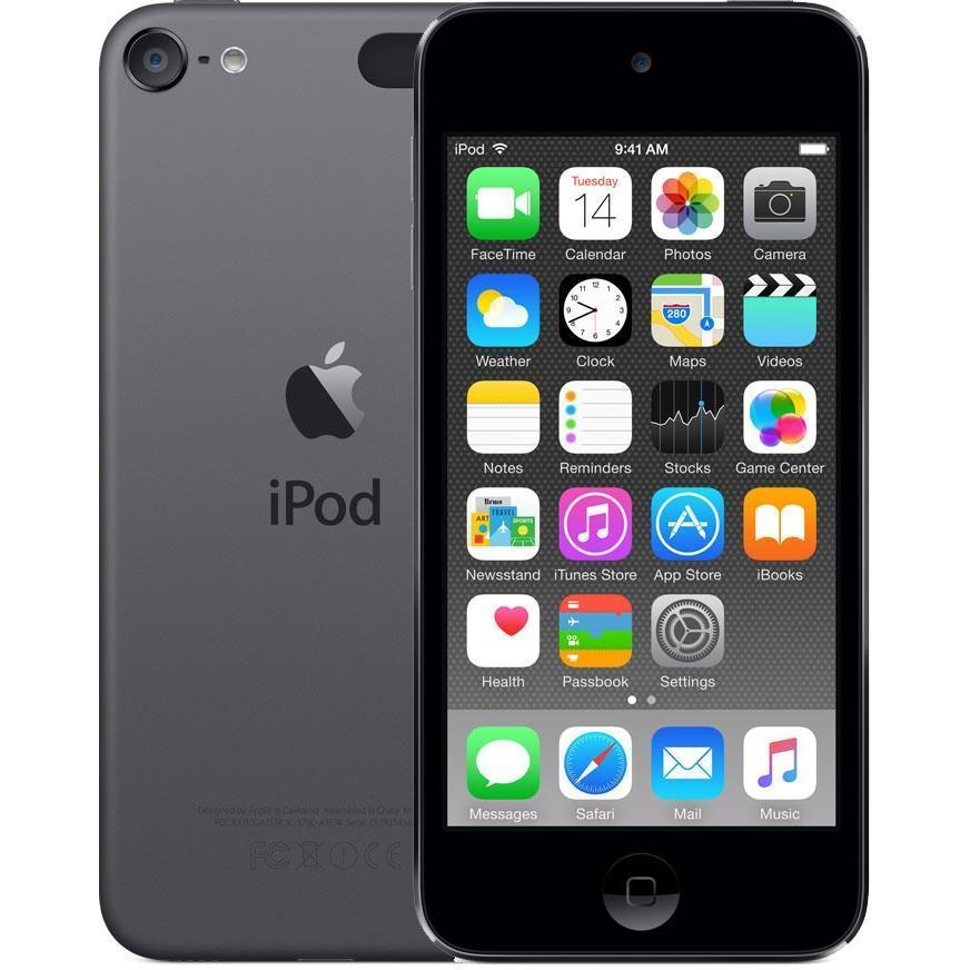 iPod Touch 5 - 32 Go - Gris Sidéral