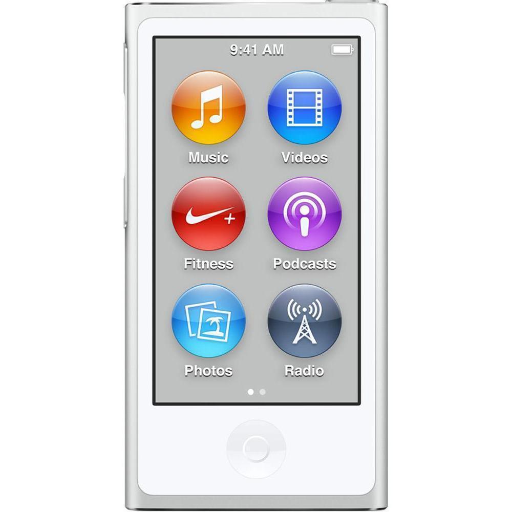 iPod Nano 7 - 16 Gb - Plata