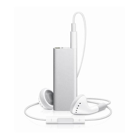 iPod Shuffle 3 - 2 Go - Argent
