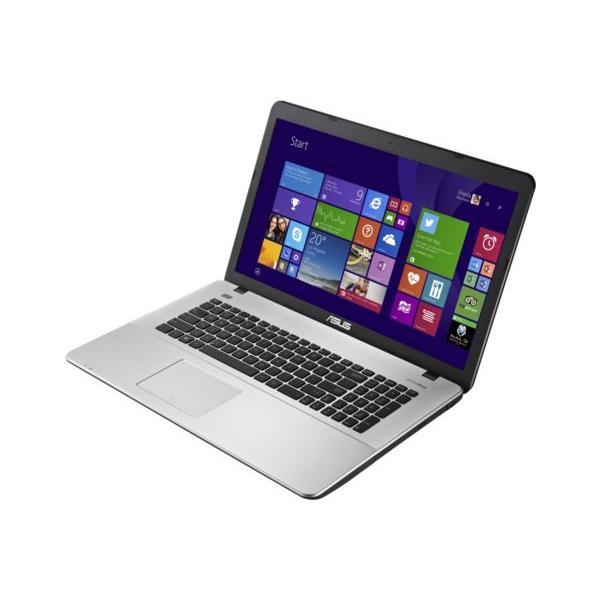 Asus R752LK-TY017H - Core i7-4510U 2 GHz - HDD + SSD 1048 Go - RAM 8 Go - AZERTY