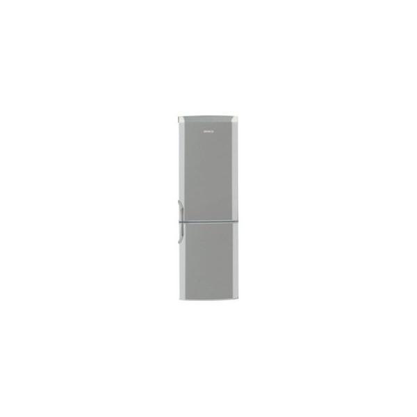 Réfrigérateur congélateur en bas BEKO CSE34022S